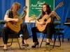 Duet gitarowy: Agnieszka Skrzypska i Daria Wardęcka