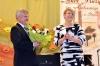 Uroczystość z okazji Dnia Edukacji: pasowanie na ucznia i koncert niespodzianka (15.10.2015r.)