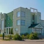 Obecna siedziba szkoły przy ul. Berlinga