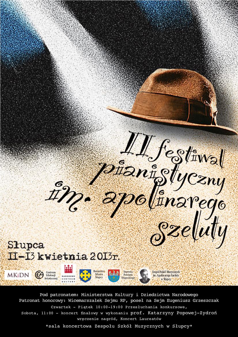 II Festiwal Pianistyczny im. Apolinarego Szeluty