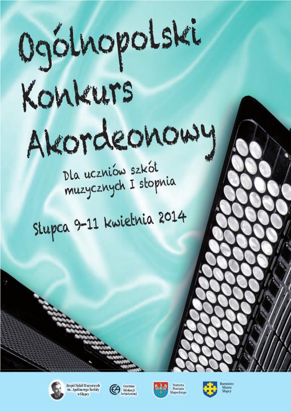 Konkurs Akordeonowy Słupca 2014