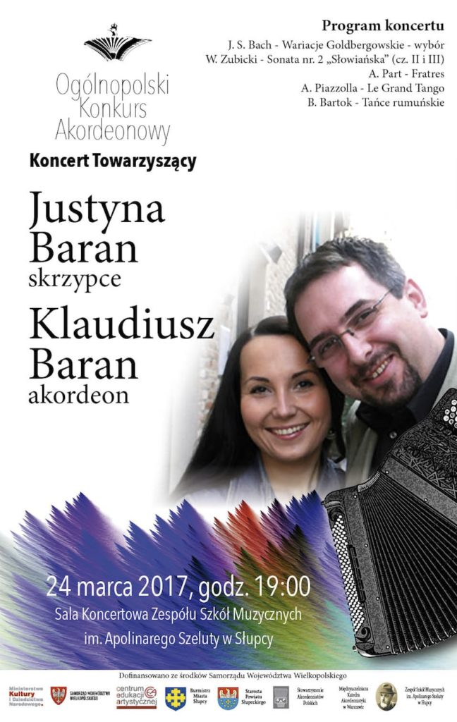 koncert Klaudiusz Baran